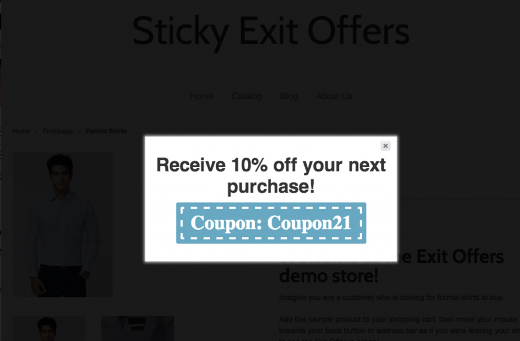 exit offers Shopify Apps To Help Increase Sales