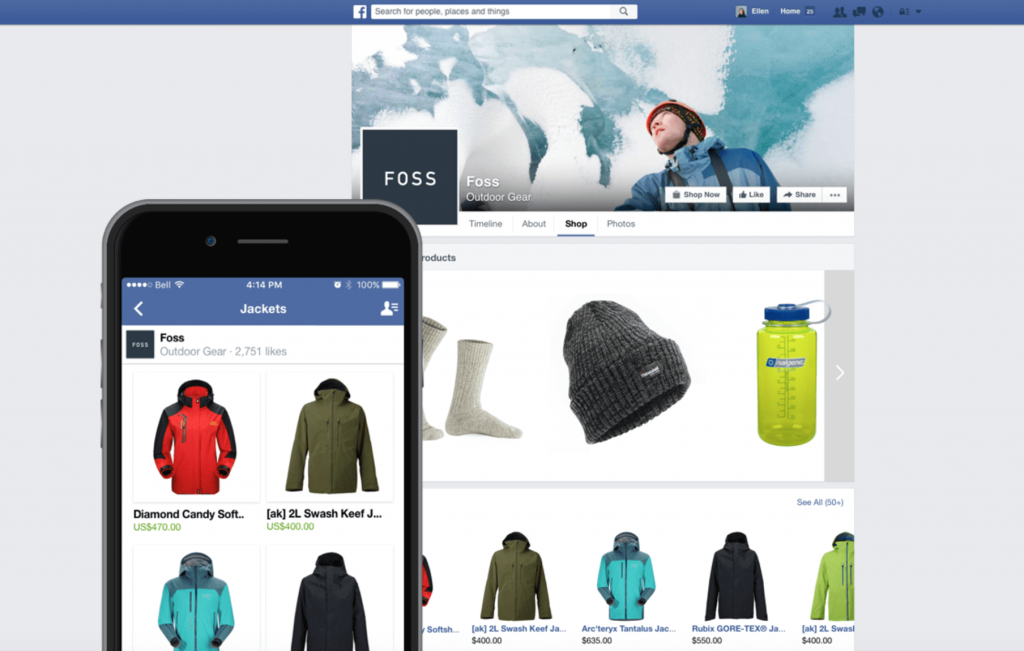 facebook store Shopify Apps To Help Increase Sales
