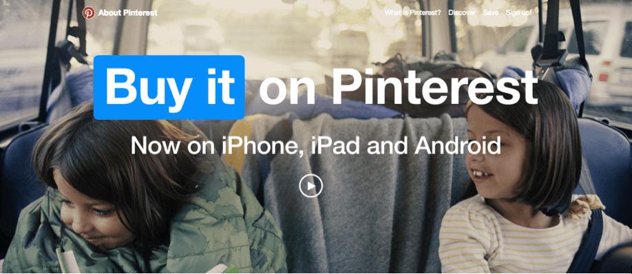 buy on pinterest Common E-commerce Business Mistakes