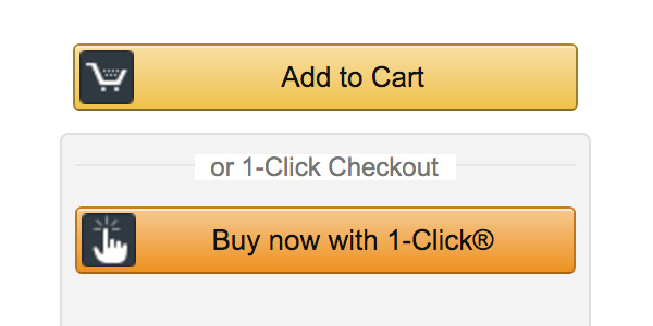 one click ordering cart abandonment